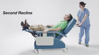 Lumex Drop Arm Recliner Youtube Video Link