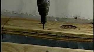 Ceramic Tile On Wood Floor