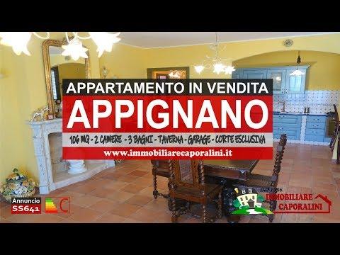 Agenzia Immobiliare Caporalini - Appartamento - Annuncio SS641 - Video