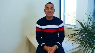Théo, étudiant en deuxième année du Programme Bachelor de MBS