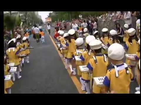 みのべ幼稚園26年度マーチング1