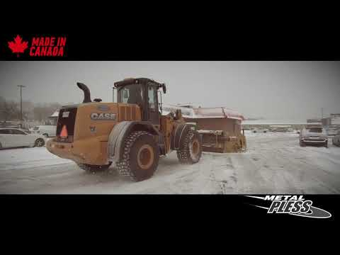 Metal Pless Snow Plow Brake And Clutch Inc Brake And Clutch Inc