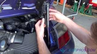 Hood Shock Replacement - Rear Porsche