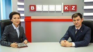 Онлайн конференция с участием Н Ахметзакировa 19.04.17 BNews.kz