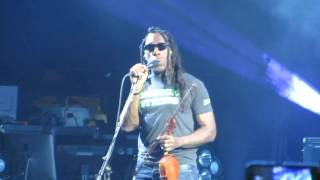 Boyd Tinsley - True Reflections debut. Dave Matthews Band - June 15 2013 Mansfield