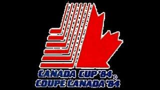 """CCCP - ČSSR 1984-09-02 Canada cup""""84 group game"""