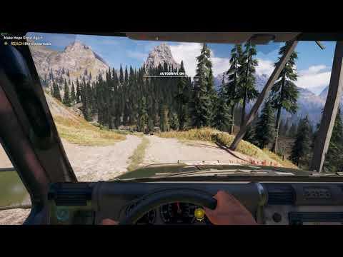 Weird Texture glitching :: Far Cry 5 Player Support