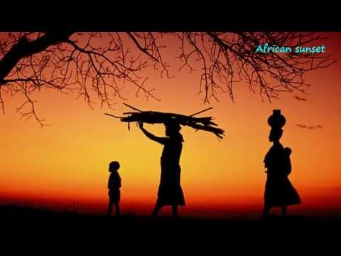 Beautiful African Relaxation Music With Nature Sounds