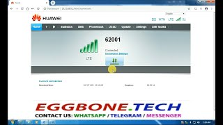 How to unlock Vodafone K5160 4G LTE Modem