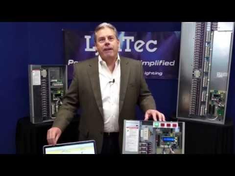 Lyntec RPCR Lighting Control Relay Panel