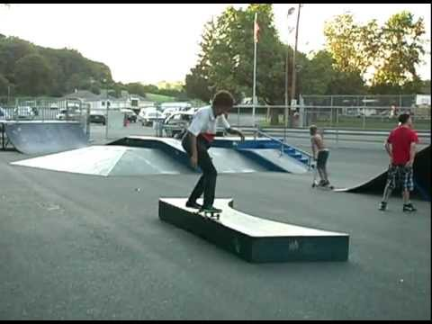 Nazareth Skatepark Montage