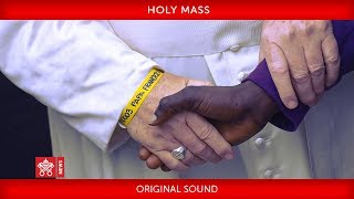 "Pope Francis - Holy Mass for participants in the meeting ""Free from fear"" - 2019-02-15"