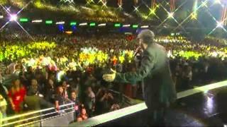 Festival de Viña 2012, Juan Luis Guerra, Voy a pedir su mano