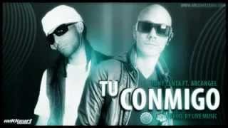 TU CONMIGO - Tony Lenta Ft. Arcangel