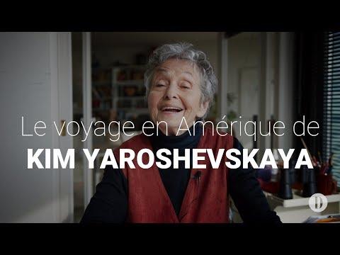 Rencontre avec Kim Yaroshevskaya