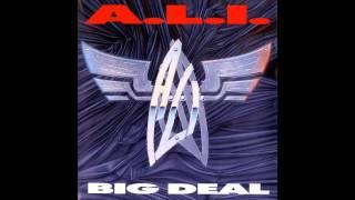 """A. L. I- """"undercover lover"""" big deal-1990"""