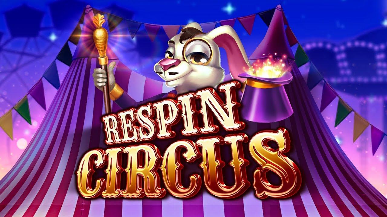 Respin Circus från ELK Studios