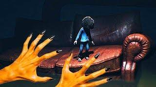 LITTLE NIGHTMARES DLC #1: CHƠI GAME NÀY GẶP ÁC MỘNG ĐẤY
