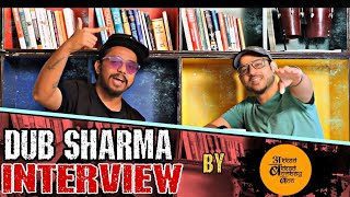 PERSON BEHIND 'AZADI'  'JINGOSTAN' TRACK FROM GULLY BOY | DUB SHARMA EXCLUSIVE INTERVIEW |