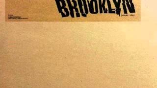 Kerri Chandler Featuring E-Man – Brooklyn (Where I Live)