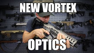 Vortex Optics Sparc AR 2 MOA 1x22mm Red Dot Sight - SPC-AR1