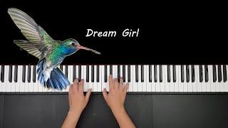 아이패드 프로 광고음악 Dream Girl 연주^^