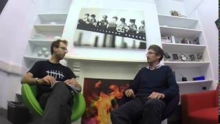 SmartSociety Science Café: Interview with Vincenzo Maltese