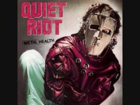 Quiet Riot - Cum On Feel The Noise