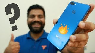 Honor 9N India Unboxing and First Look - The Budget Beauty 🔥🔥🔥