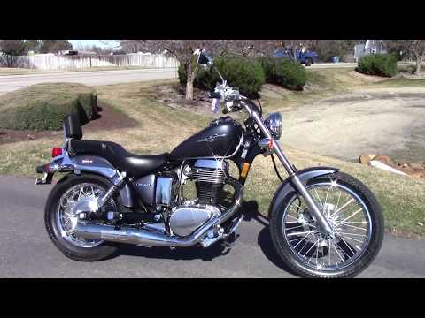 2015 Suzuki Boulevard S40 in Boise, Idaho - Video 1