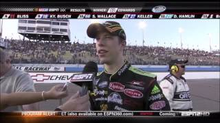 Brad Keselowski Fights, Arguments and Temper