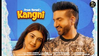 Kangni | Preet Harpal | New Punjabi Songs 2020 | Latest Punjabi Songs | Crown Records