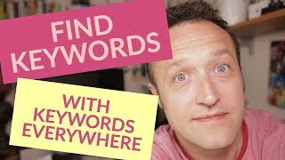 Find Keywords using keywords everywhere