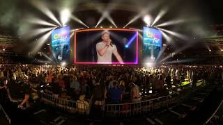 'Flatliner' - Dierks Bentley & Cole Swindell 360 Experience - CMA Fest