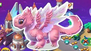 Легендарный дракон Чаровница - Легенды Дракономании #113