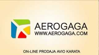 Aerogaga - treba vam avio karta po najnižoj ceni?