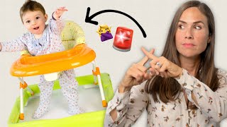 Are Baby Walkers Safe? Surprising Answer!