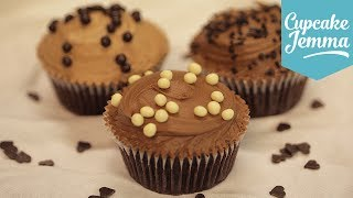 how to make the perfect chocolate buttercream icing