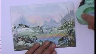 Encaustic Art Lesson 04 - Get Bigger
