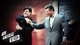 WWE Debuts of WCW Legends: WWE Top 10