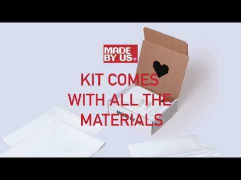 Cómo coser una bata de aislamiento desechable