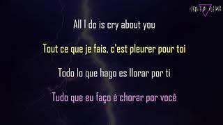 All I Do Is Cry   Kim Petras (Lyrics) (Paroles) (Letra) (Legendado)