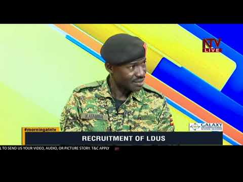 Maj Bilal Katamba on why the government is recruiting more LDUs