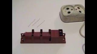 Блок поджига для газовой плиты бош