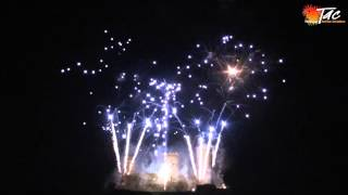 preview picture of video 'Feu d' Artifice de Foix (09)  2014'