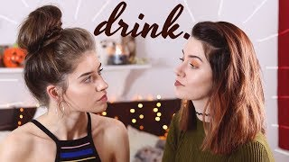 We Need To Talk About Alcohol | Teenage VS Twentysomething | Melanie Murphy & Jessie B