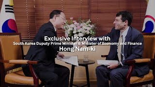 Fitch Ratings Exclusive Interview with South Korean Deputy Prime Minister