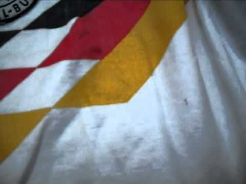 original adidas-Trikot WM 90:DEUTSCHLAND,1990,Größe:M/L