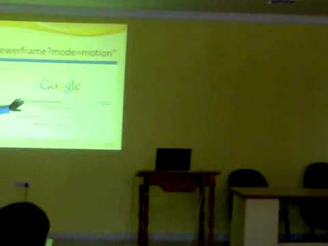 Google Hacks4 Seminar Topic: Google hacks By: Nutan Kumar Panda        7th Sem, IT, The Techno School Bhubaneswar Special Thanks to Ritesh Sir-Appin technology Lab, Bhubaneswar   Uploaded by pp4uever on Oct 05, 2010   The Techno School, Bhubaneswar