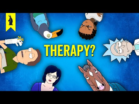 Adult Animation: Why Cartoons Make Great Therapy